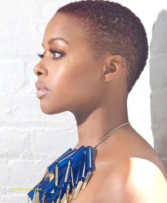 new very short natural hairstyles for women today