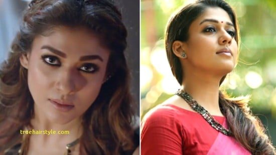 new nayanthara hairstyle in this year