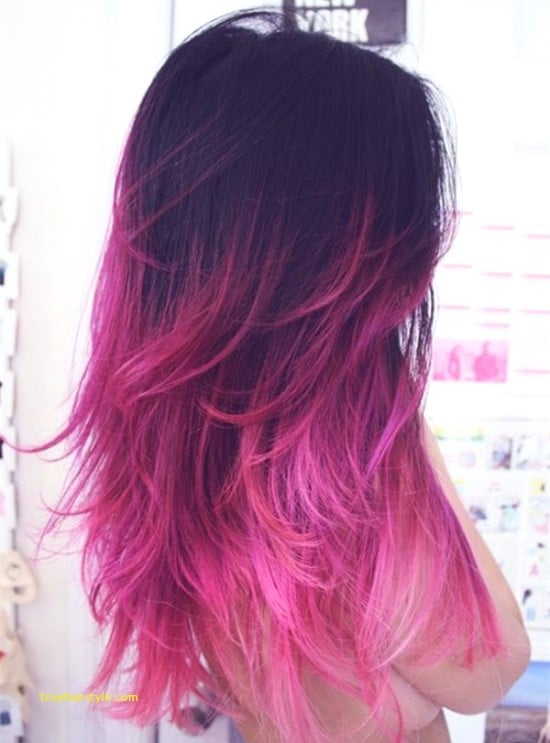 best of unique pink hairstyle ideas in this year