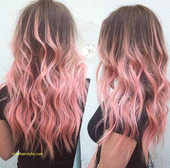 elegant unique pink hairstyle ideas in this year
