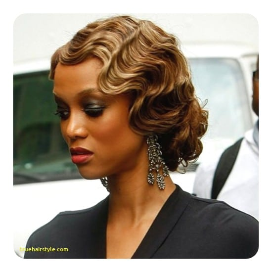 fresh finger wave hairstyle today