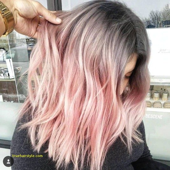 fresh unique pink hairstyle ideas in this year