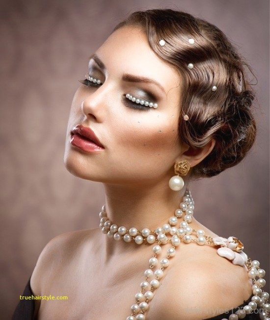 great finger wave hairstyle today
