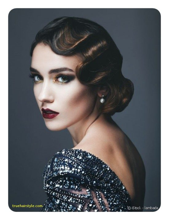 lovely finger wave hairstyle of all time