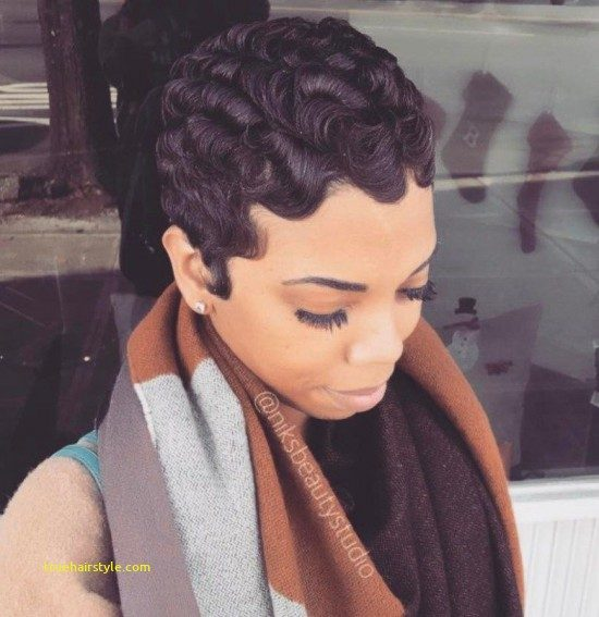 luxury finger wave hairstyle of all time