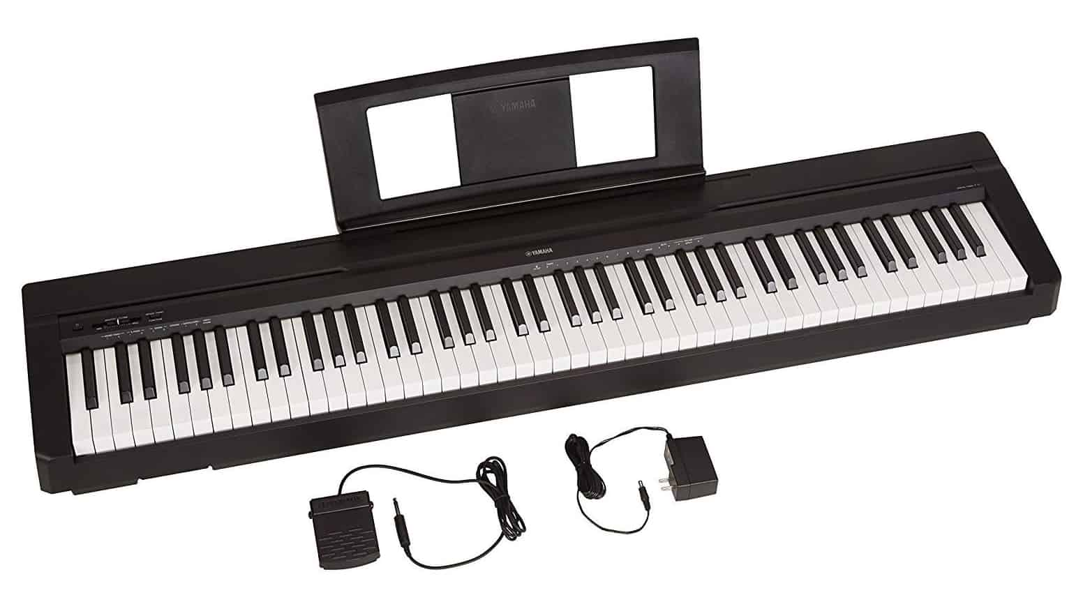 Yamaha P71 Electric Keyboard Review