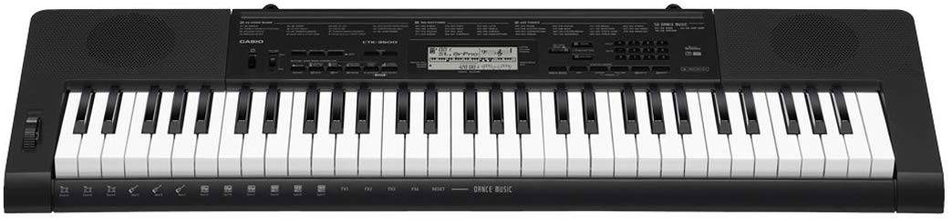Casio CTK 3500 Review