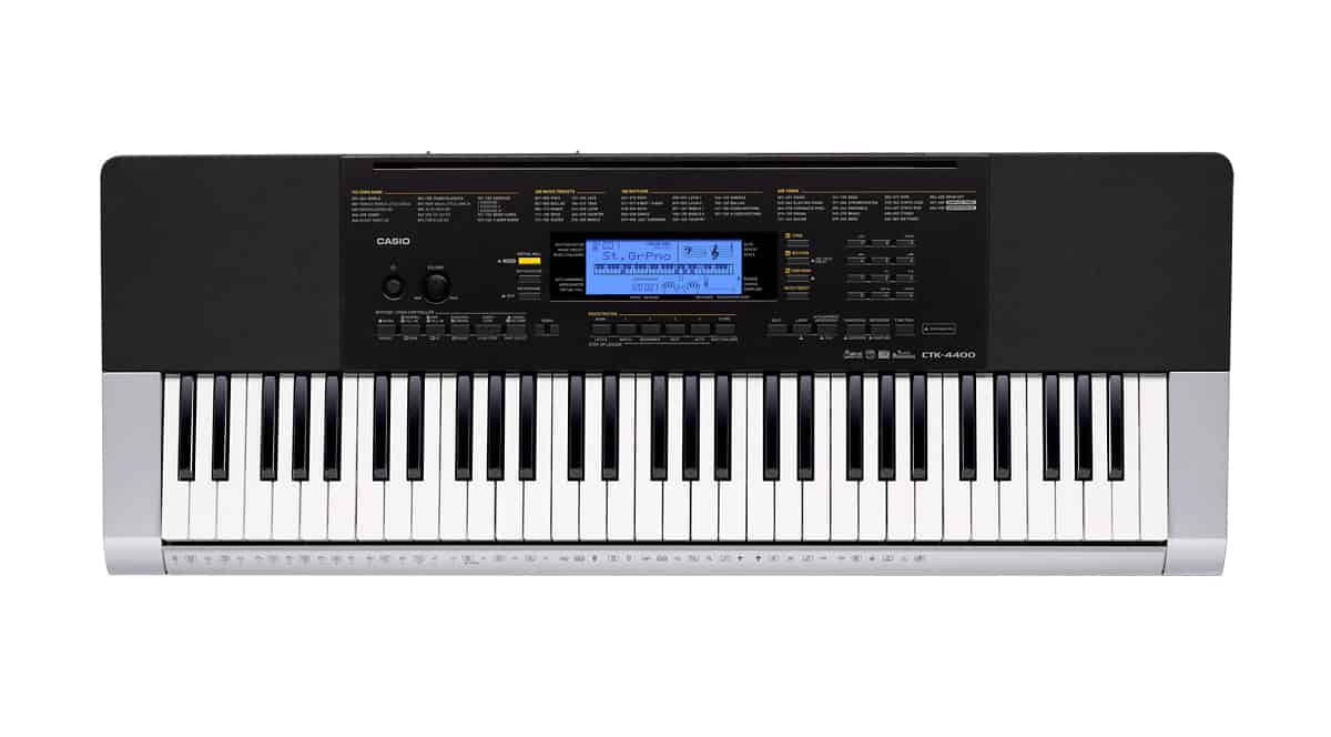 Casio CTK4400 Review - Electronic Keyboard