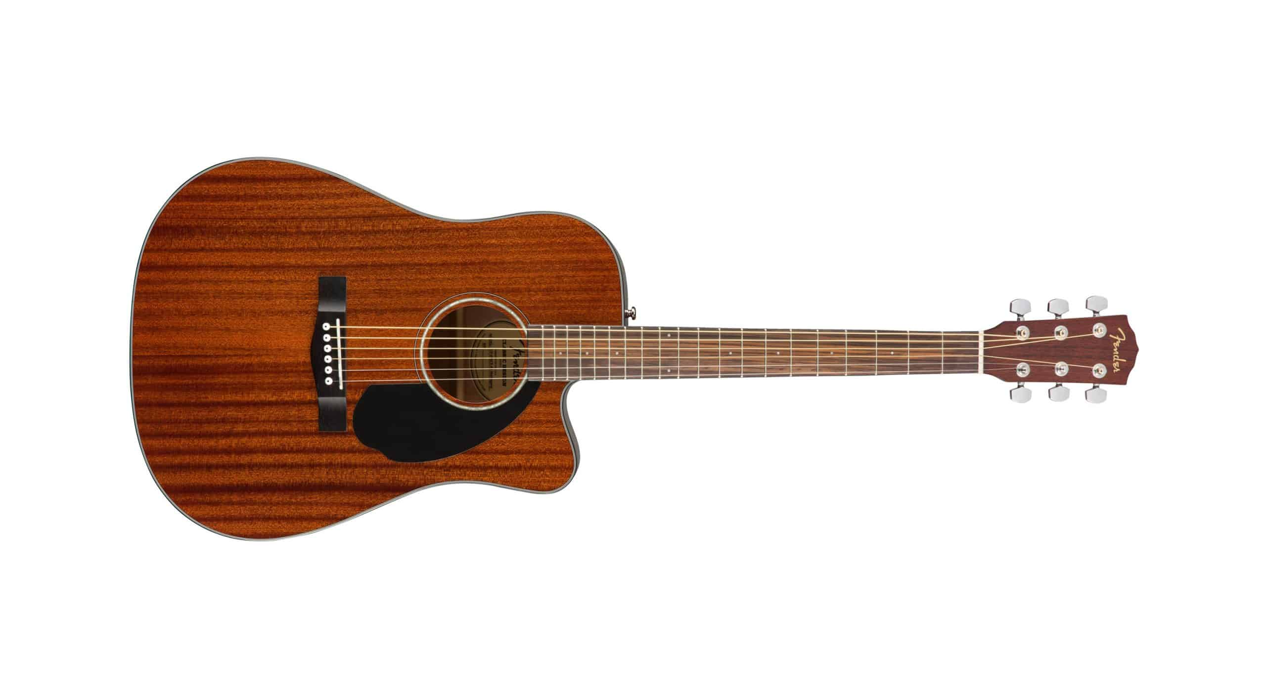 Fender CD-60SCE Review - Worth Reading This Review? [Updated]