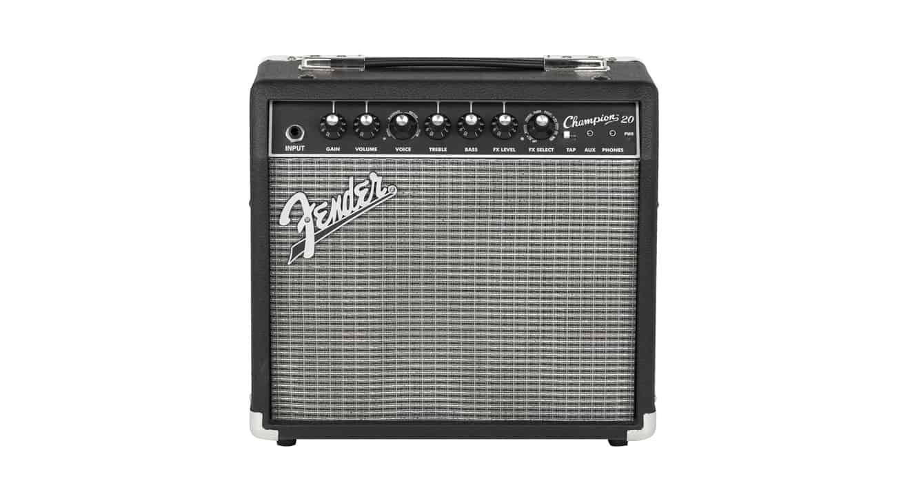 Fender Champion 20 Watt Guitar Amp Review: Everything You Need to Know