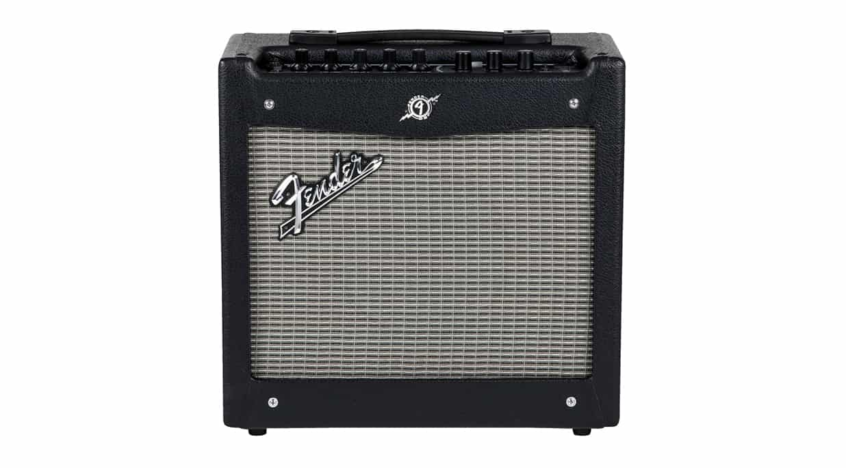 Fender Mustang 1 V2 Electric Guitar Combo Amplifier Review