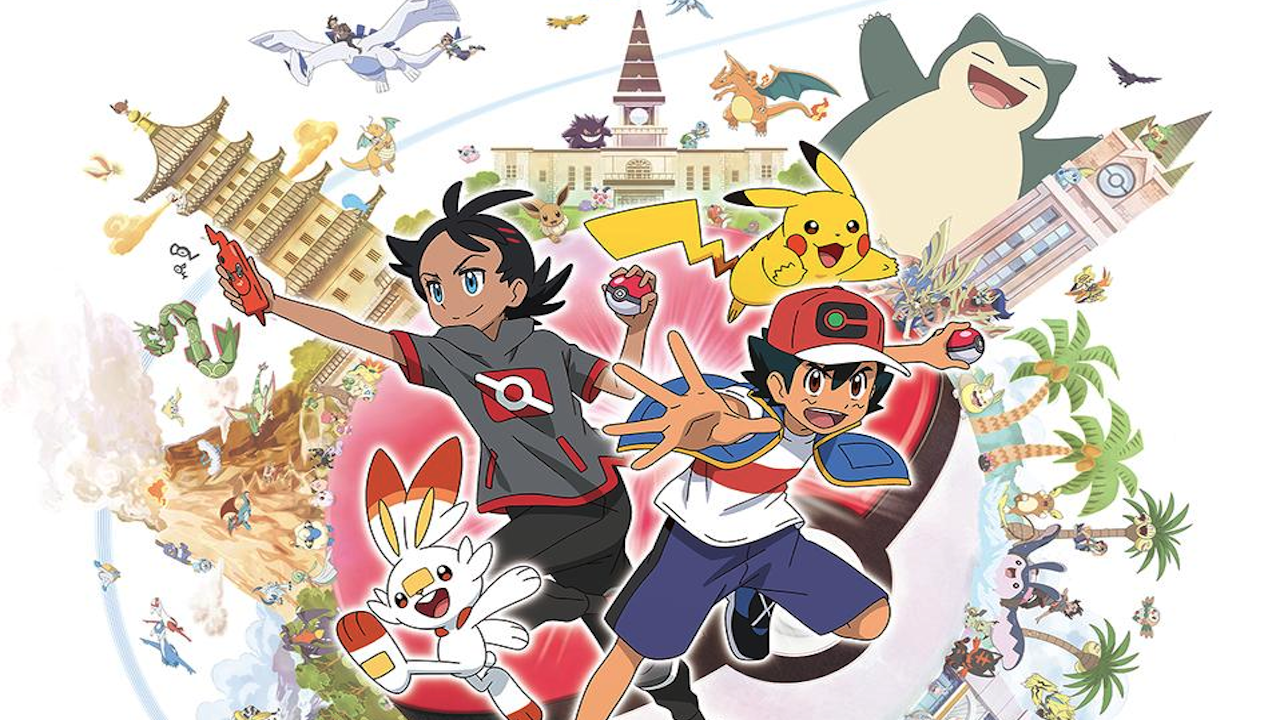 Pokemon (2019) Journeys: The Series Hindi Subbed Episodes Download