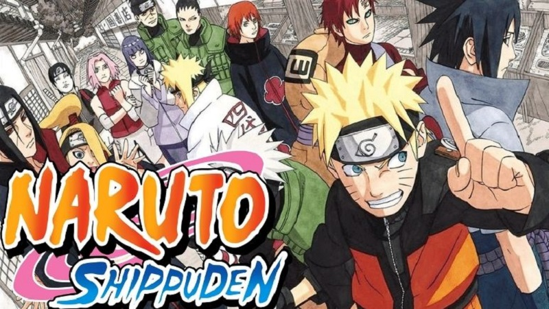 Naruto: Shippuden (2007-2017) English Dubbed All Episodes Download