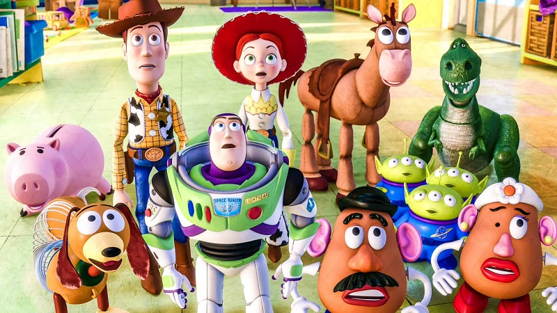 Toy Story 3 Hindi Dubbed Download