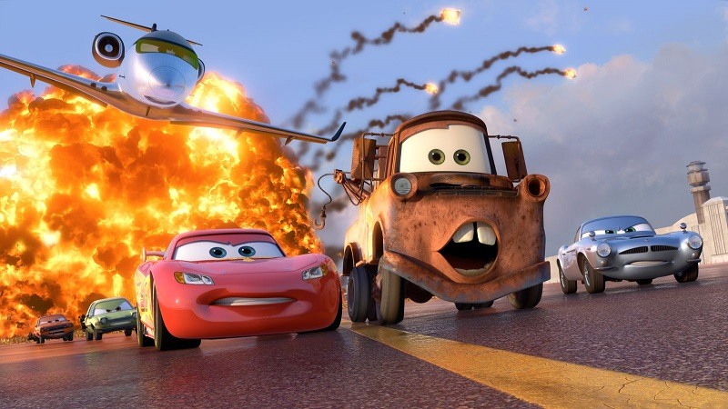 Cars 2 (2011) Full Movie Hindi Dubbed Download