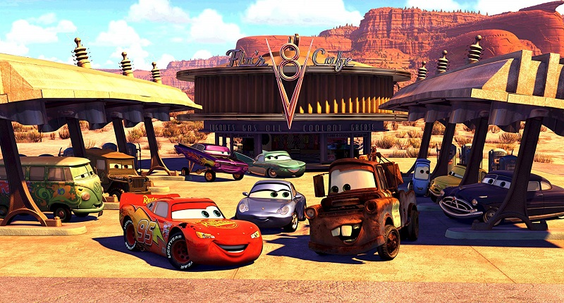 Cars (2006) Full Movie Hindi Dubbed Download