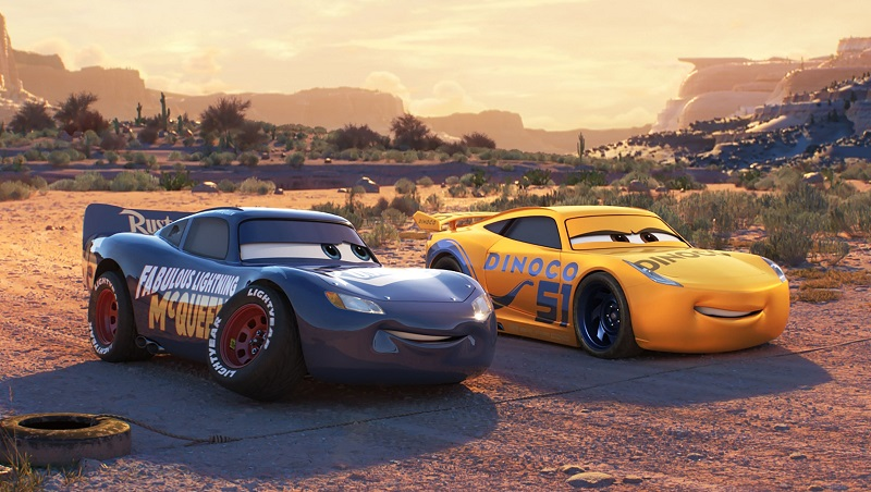 Cars 3 (2017) Full Movie Hindi Dubbed Download