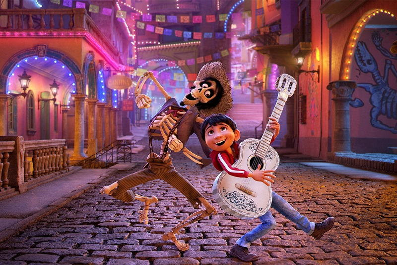 Coco (2017) Full Movie Hindi Dubbed Download