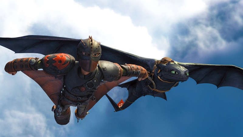 How to Train Your Dragon 2 (2014) Movie Hindi Dubbed Download