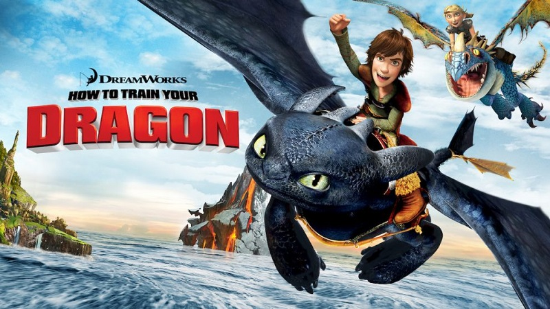 How to Train Your Dragon (2010) Movie Hindi Dubbed Download