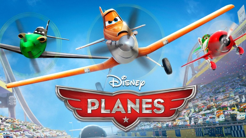Planes (2013) Full Movie Hindi Dubbed Download