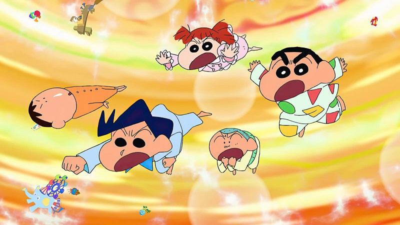 Shin-chan: Fast Asleep! The Great Assault on the Dreaming World! Movie English Subbed Download