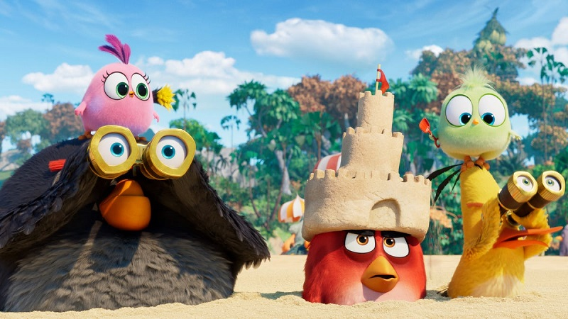 The Angry Birds Movie 2 (2019) Hindi Dubbed Download