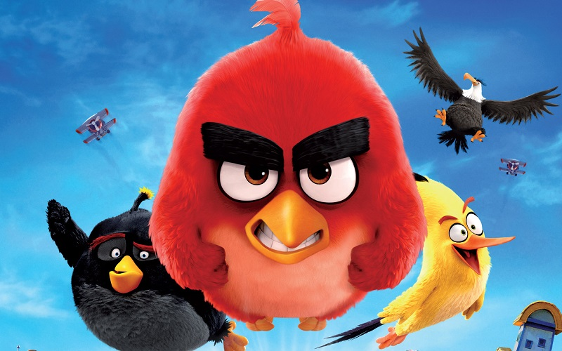 The Angry Birds Movie (2016) Hindi Dubbed Download