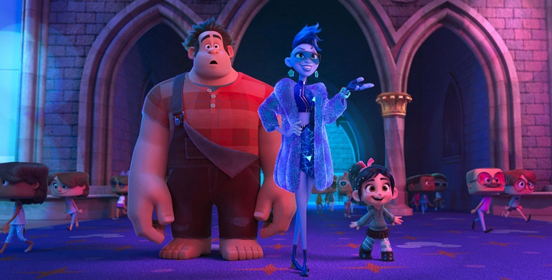 Wreck-It Ralph 2: Ralph Breaks the Internet (2018) Movie Hindi Dubbed Download