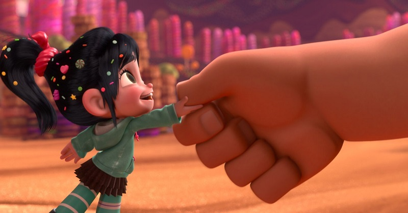 Wreck-It Ralph (2012) Movie Hindi Dubbed Download