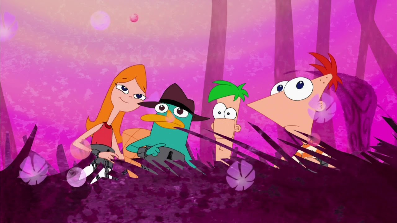 Phineas and Ferb The Movie - Across The 2nd Dimension Hindi Download