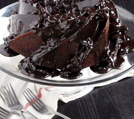 Mexican Chocolate Cake(1)