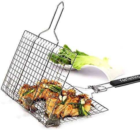 Best Fish Basket for Perfect Grilling 3