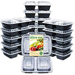 Meal Prep Containers from Amazon