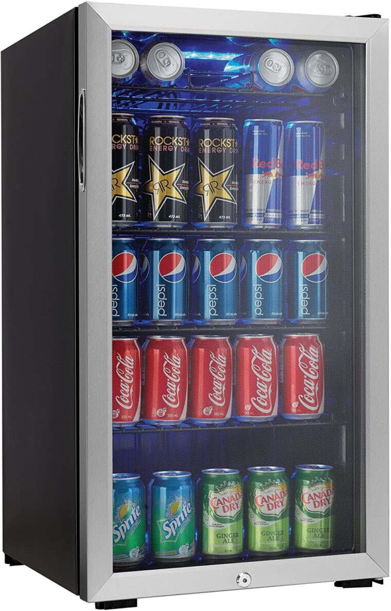 Top 10 Best Mini Fridges with Lock 2021 - Reviews & Buying Guide 2