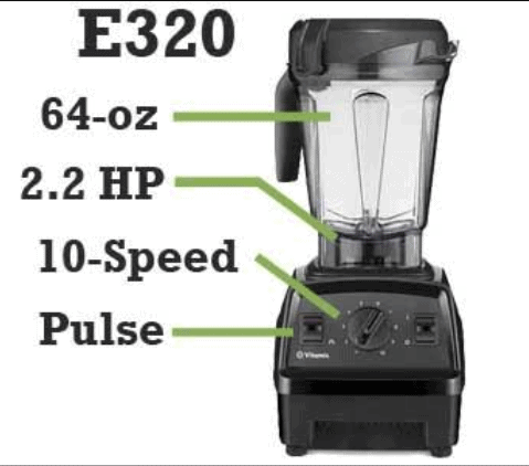 Vitamix e320 vs 7500 : Which one is the Ultimate Model ? 7