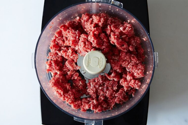 Can You Grind Meat in a Food Processor? 2