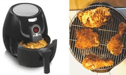 Can you put Aluminum Foil in an Air Fryer? How Safe it is? 3