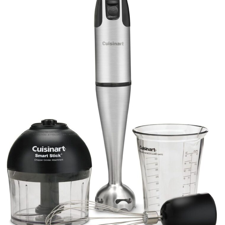 What Are Hand Blenders Used For? 3