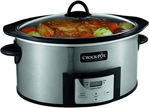 Can You Deep Fry In A Crock Pot : Slow Cooker Usage 1