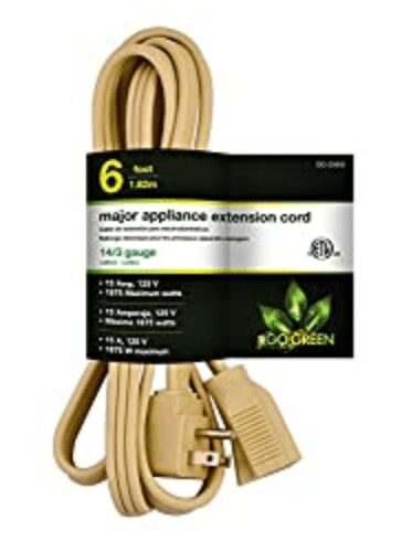 Best Extension Cords For Refrigerator 3