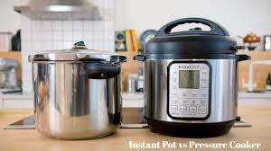 Instant Pot vs Pressure Cooker :Which One Is The Winner? 1
