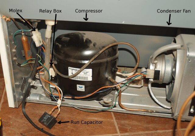 How To Bypass Start Relay On Refrigerator? 1