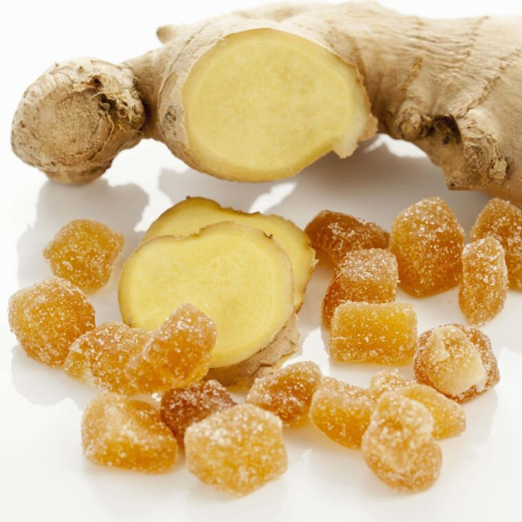 How To Crystallize Ginger Without Sugar ? 1