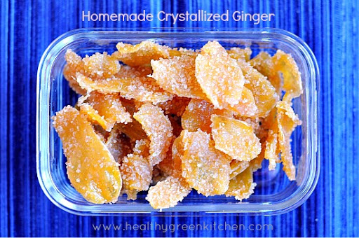 How To Crystallize Ginger Without Sugar ? 3