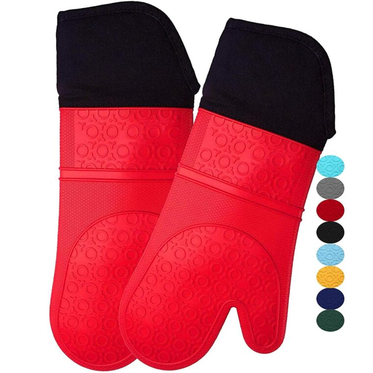Best Oven Mitts Suitable For Small Hands 2