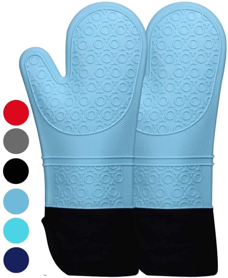 Best Oven Mitts Suitable For Small Hands 4