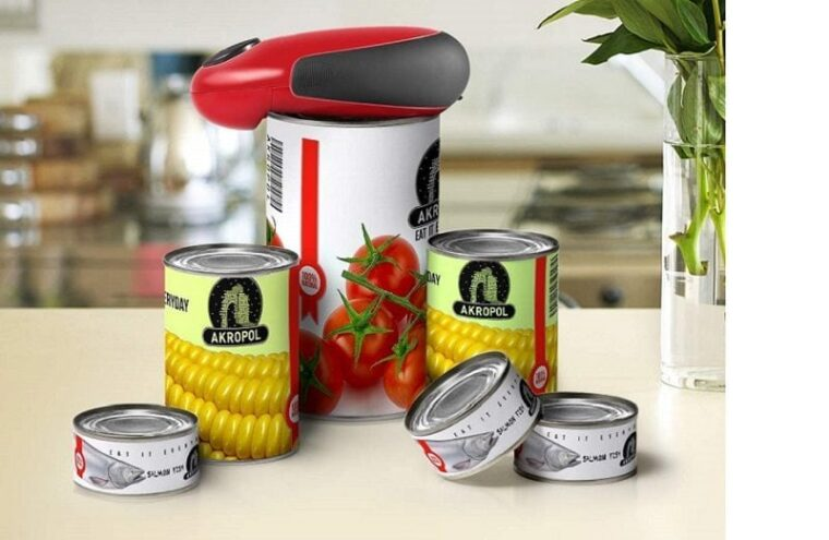 Best Electric Can Opener for Large Cans 4