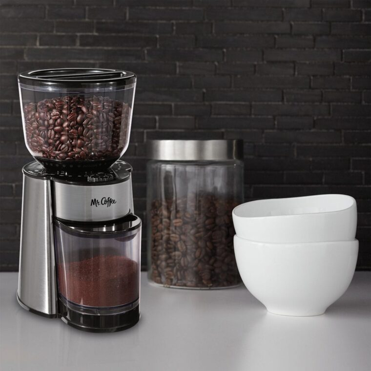 Best Coffee Grinders For Coarse Grinds 4