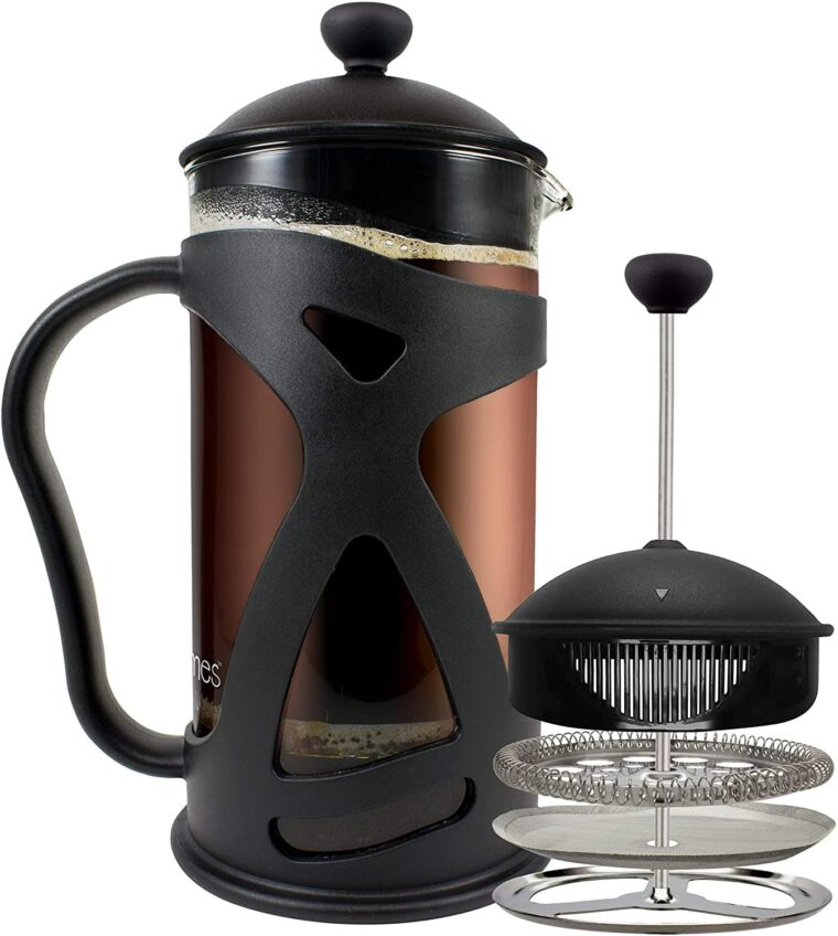 The Best French Presses For Preparing Tea 4
